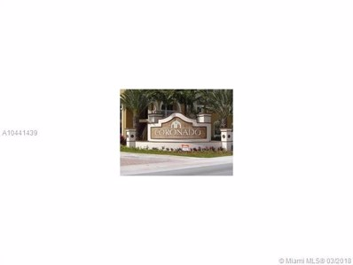 10805 NW 89 Te UNIT 102-4, Doral, FL 33178 - MLS#: A10441439