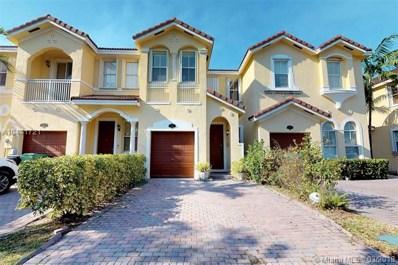 15141 SW 23rd Ln UNIT 0, Miami, FL 33185 - MLS#: A10441721