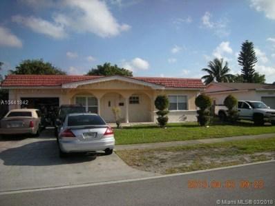 6403 Boulevard Of Champions, North Lauderdale, FL 33068 - MLS#: A10441842