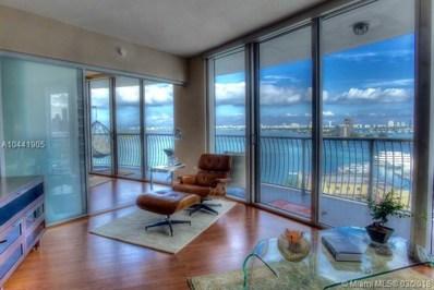 1750 N Bayshore Dr UNIT 1502, Miami, FL 33132 - MLS#: A10441905