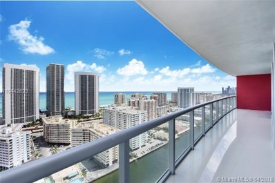 2600 E Hallandale Beach Blvd UNIT T2902, Hallandale, FL 33009 - MLS#: A10442623