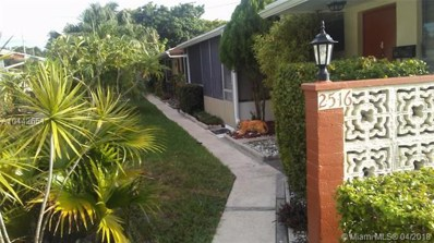 2516 Hayes St UNIT 9, Hollywood, FL 33020 - #: A10442651
