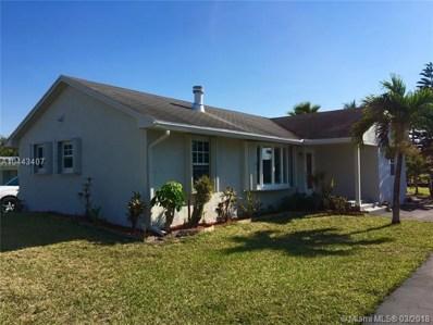 4532 SW 34 Ter, Fort Lauderdale, FL 33312 - MLS#: A10443407