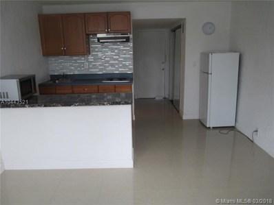 6484 Indian Creek Drive UNIT 110, Miami Beach, FL 33141 - MLS#: A10443521
