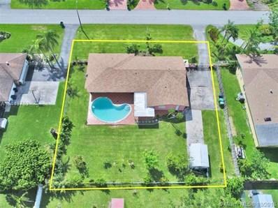 11051 SW 170 Ter, Miami, FL 33157 - MLS#: A10443703