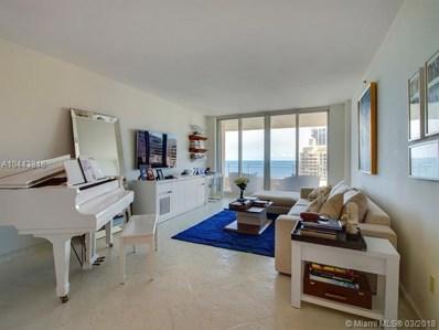 791 Crandon Blvd UNIT 1501, Key Biscayne, FL 33149 - MLS#: A10443816