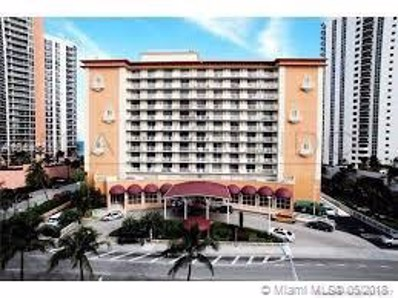 19201 Collins Ave UNIT 1005, Sunny Isles Beach, FL 33160 - MLS#: A10443818