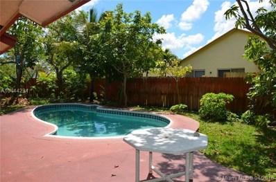 9860 SW 8th St, Pembroke Pines, FL 33025 - MLS#: A10444231