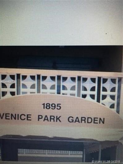 1895 Venice Park Dr UNIT B1, North Miami, FL 33181 - MLS#: A10444257
