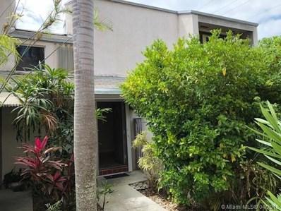 15812 SW 91st Ct UNIT B-12, Palmetto Bay, FL 33157 - MLS#: A10444302