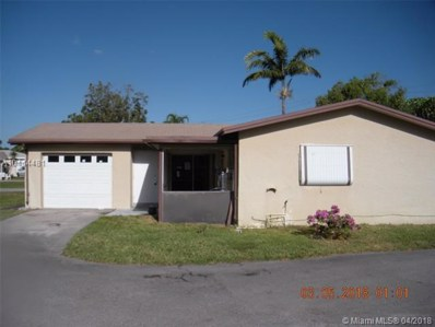 516 SW Natura Ave, Deerfield Beach, FL 33441 - MLS#: A10444481