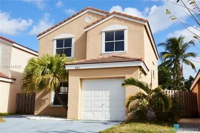 6183 Navajo Terrace, Margate, FL 33063 - MLS#: A10444625