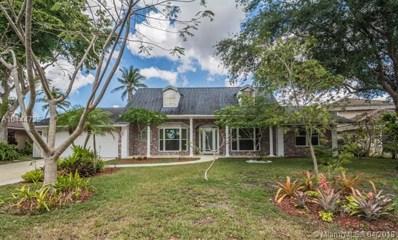 9501 Sea Turtle Mnr, Plantation, FL 33324 - MLS#: A10444725
