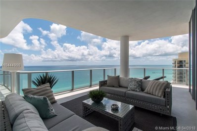 17475 Collins Av UNIT 1902, Sunny Isles Beach, FL 33160 - MLS#: A10444900