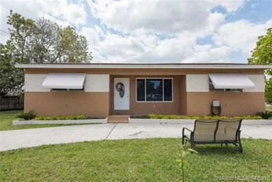 6400 Dewey St, Hollywood, FL 33023 - MLS#: A10444934