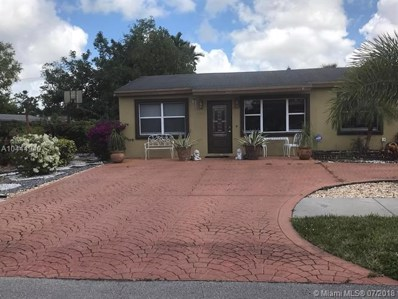 1610 SW 63rd Ave, North Lauderdale, FL 33068 - MLS#: A10444940