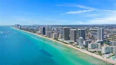 3801 S Ocean Dr UNIT 14A, Hollywood, FL 33019 - MLS#: A10445127