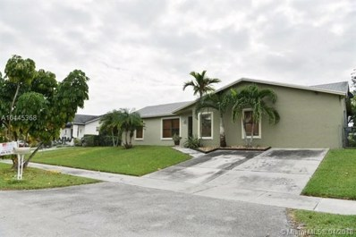 12324 SW 255 Terr, Homestead, FL 33032 - MLS#: A10445368