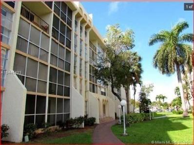 851 Three Islands Blvd UNIT 104, Hallandale, FL 33009 - MLS#: A10445423
