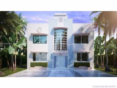 1525 Euclid Avenue UNIT 4, Miami Beach, FL 33139 - MLS#: A10445520