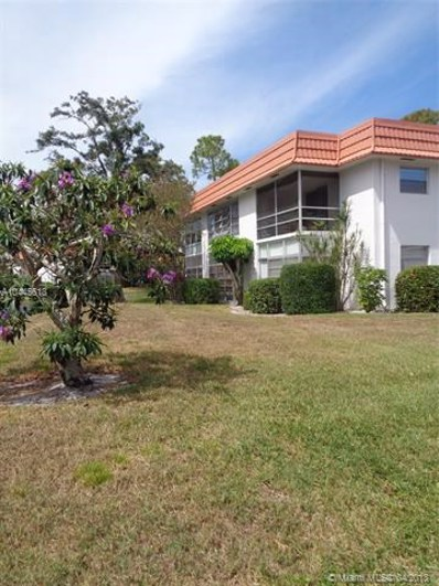 2600 SE Ocean Blvd UNIT 12, Stuart, FL 34996 - MLS#: A10445618