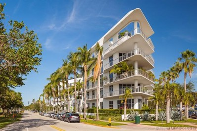 2001 Meridian Ave UNIT 307, Miami Beach, FL 33139 - MLS#: A10445634