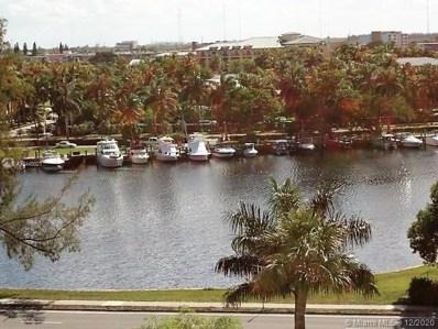 500 Three Islands Blvd UNIT 410, Hallandale, FL 33009 - MLS#: A10445821