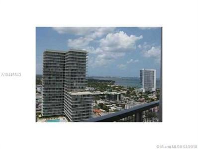 3301 NE 1st Ave UNIT H2411, Miami, FL 33137 - #: A10445843