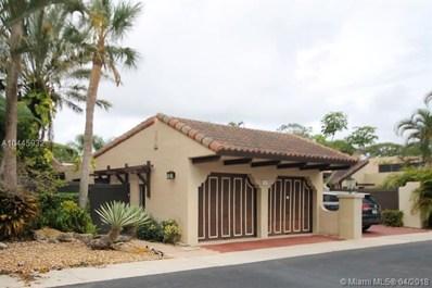 5967 Patio Dr UNIT 5967, Boca Raton, FL 33433 - MLS#: A10445932