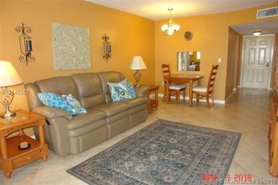 2711 N Pine Island Rd UNIT 309, Sunrise, FL 33322 - MLS#: A10446307