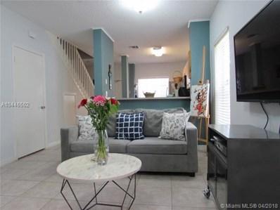 751 SW 122nd Ter, Pembroke Pines, FL 33025 - MLS#: A10446502