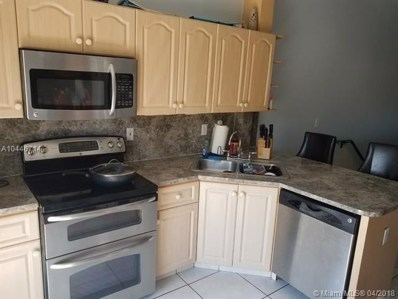 10901 W Okeechobee Rd UNIT 201, Hialeah Gardens, FL 33018 - #: A10446714