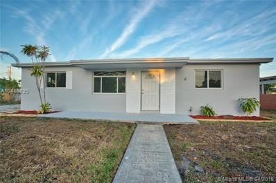 20731 NW 37th Ave, Miami Gardens, FL 33056 - MLS#: A10446725