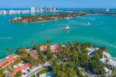 6 S Hibiscus Dr, Miami Beach, FL 33139 - MLS#: A10447038