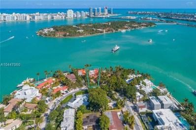 2 S Hibiscus Dr, Miami Beach, FL 33139 - MLS#: A10447060