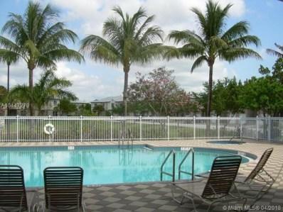 1972 Freeport Ln UNIT 1972, Riviera Beach, FL 33404 - MLS#: A10447279