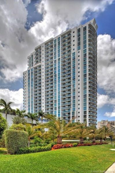 1945 S Ocean Dr UNIT 1208, Hallandale, FL 33009 - MLS#: A10447316