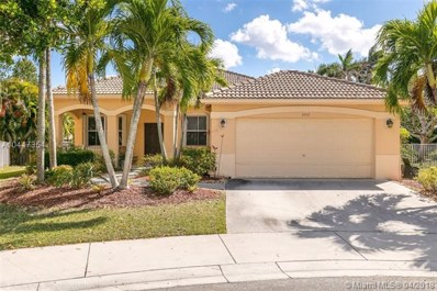 3932 Hawks Ct, Weston, FL 33331 - MLS#: A10447354