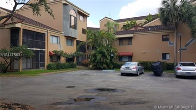 15555 N Miami Lakeway UNIT 105, Miami Lakes, FL 33014 - MLS#: A10447563