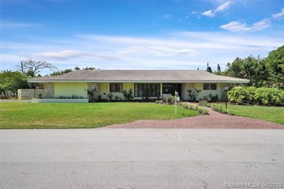 10550 SW 71st Ave, Pinecrest, FL 33156 - MLS#: A10447589