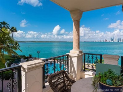 5331 Fisher Island Dr UNIT 5331, Miami Beach, FL 33109 - MLS#: A10447635