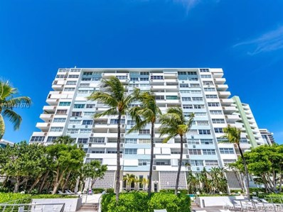 3 Island Ave UNIT 14D, Miami Beach, FL 33139 - MLS#: A10447670