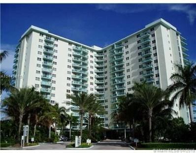 3801 S Ocean Dr UNIT 2Q, Hollywood, FL 33019 - MLS#: A10447675