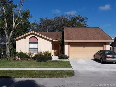 3130 NW 106th Ave, Sunrise, FL 33351 - MLS#: A10447755