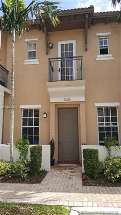 14708 SW 6th St UNIT 14708, Pembroke Pines, FL 33027 - MLS#: A10447963