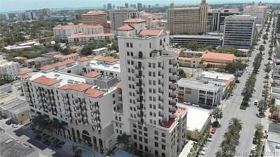 1805 Ponce De Leon Blvd UNIT 518, Coral Gables, FL 33144 - MLS#: A10448132