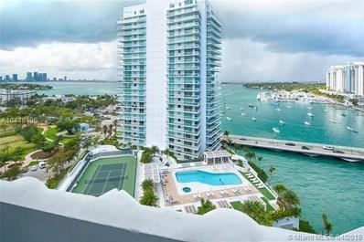 20 Island Ave UNIT 1407, Miami Beach, FL 33139 - MLS#: A10448196
