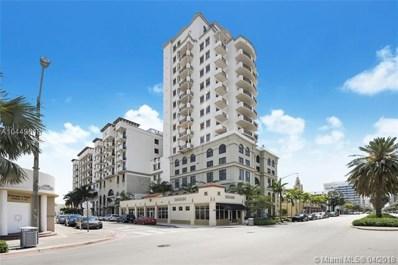 1805 Ponce De Leon Blvd UNIT 300, Coral Gables, FL 33134 - MLS#: A10449018