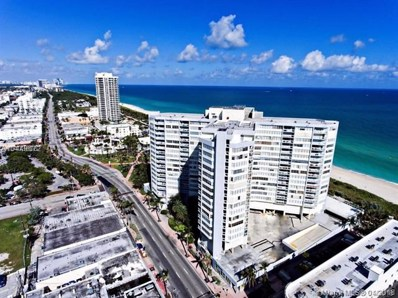 7135 Collins Ave UNIT 401, Miami Beach, FL 33141 - MLS#: A10449072