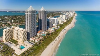 4779 Collins Av UNIT 3705, Miami Beach, FL 33140 - MLS#: A10449165